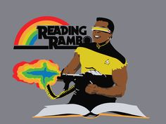 LeVar Burton Wants to Bring Back Reading Rainbow! - Geek Magazine