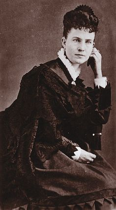 Shedding the Cross of Polygamy: Ann Eliza Webb, wife of Brigham Young, spoke out against plural marriages.