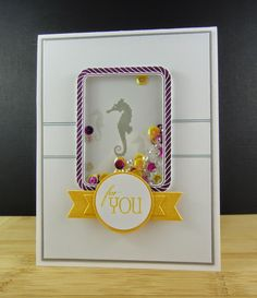 Cassandras lovely crisp shaker card using Ocean Bound stamps from WMS, quick link here: http://www.waltzingmousestamps.com/products/ocean-bound #wms #waltzingmouse #cardmaking #papercraft #stamping #handmadecards #nautical