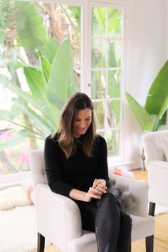 Style at Home with Heidi Merrick -photographed by Jessie Webster
