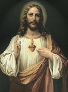 Prayers and Acts of Consecration to the Sacred Heart of Jesus