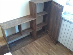 DIY Room Furniture Out of Pallets | 101 Pallets