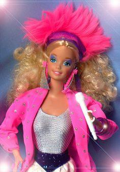 Barbie and the Rockers 1986 barbie and the rockers, rocker 1986, rocker barbi
