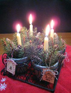 Terra Cotta Pot Christmas Crafts | Holiday Terra Cotta Pots | Clay pot art