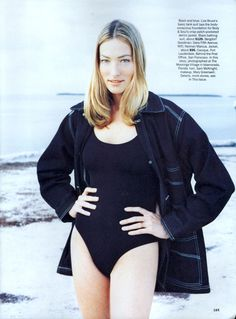 ☆ Tatjana Patitz | Photography by Wayne Maser | For Vogue Magazine US | July 1993 ☆ #tatjanapatitz #waynemaser #vogue #1993