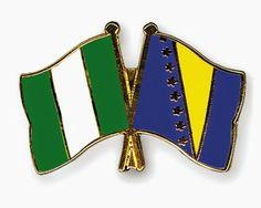 Prejudicada pela arbitragem, Bósnia perde da Nigéria e é eliminada