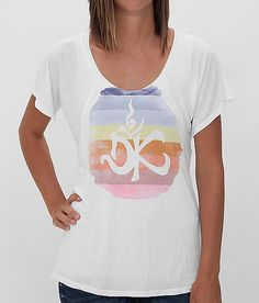Dirty Karma Watercolor Graphic T-Shirt at Buckle.com