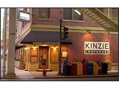 Kinzie Chophouse, Chicago IL