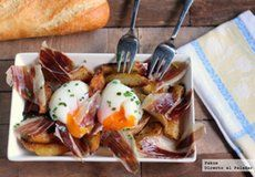 ¡Feliz día Internacional del Huevo! 2do viernes de Octubre. Recetas de huevos.