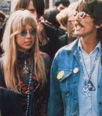 """Patty & George in SF 1967 """"Summer of Love"""""""