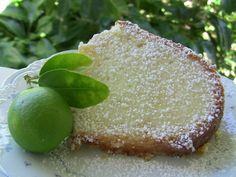 Sweet Kats Kitchen: Key Lime Pound Cake