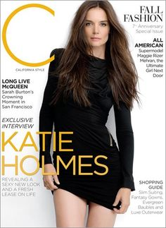 Katie Holmes Gives Interview One Day Before Tom Cruise Split—Did She Drop Any Hints?