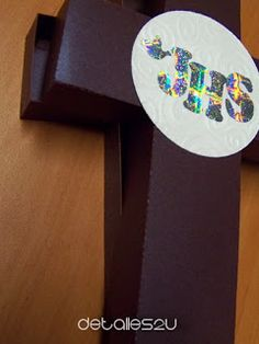 cross, box, candy treat, communion