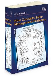 How Concepts Solve Management Problems - by Mike Metcalfe - June 2014