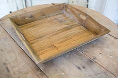 Reclaimed Wood Trays | The Magnolia Market