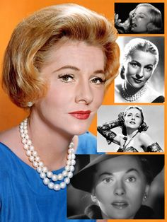 Joan Fontaine (born Joan de Beauvoir de Havilland, Oct. 22, 1917 − Dec. 15, 2013) was a British-American actress. She began her career on the stage in 1935 and signed a contract with RKO Pictures that same year. She won the Academy Award for Best Actress for Hitchcock's Suspicion (1941) making Fontaine the only actor to ever win an Academy Award in a film directed by Hitchcock. Fontaine & her elder sister Olivia de Havilland are the only set of siblings to have won lead acting Academy Awards.