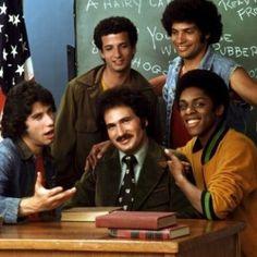 "Welcome Back Kotter. RIP ""Horshack""! 1970s tv, memori, rememb, kotter, tv shows 1970s, childhood, favorit tv, thing, john travolta"
