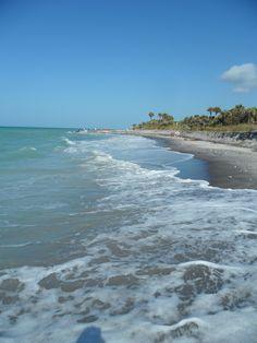 Caspersen Beach, Venice Florida. love this beach!!! <3
