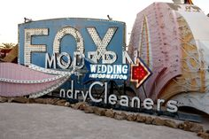 Las Vegas - The Neon Museum