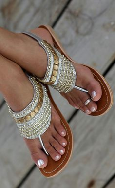 Adorable beautiful summer sandals trend
