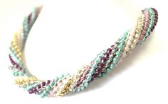 Ravelry: Dany Necklace pattern by Shaina Bilow