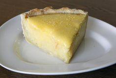 Double Lemon Chess Pie - JSOnline