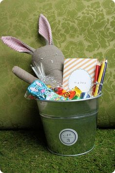 [Tips + Ideas] Easter Basket