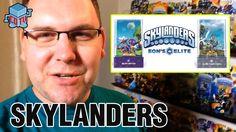 Skylanders Trap Team Eon's Elite and Minis Reactions #skylanders #toys #collecting