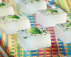 Mojito Jelly Shot Recipe