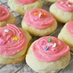 Soft Sugar Cookies IV Recipe ~ State Fair Blue Ribbon Winner