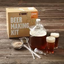 beer making kit -