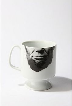 Abe Lincoln Flared Mug. Sweet!
