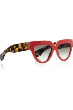 Pradacat eye acetate sunglasses