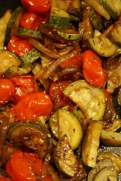 No Gluten, No Problem: Italian Vegetable Medley