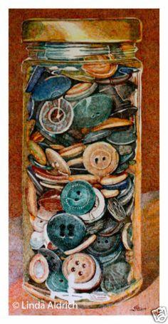 ButtonArtMuseum.com - Button Jar