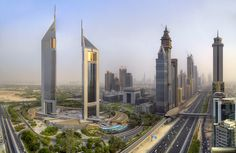 Jumeirah Emirates Towers Hotel, Dubai - Widescape View, Lifestyle