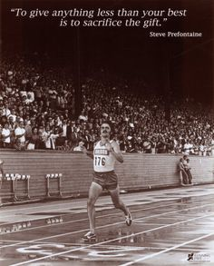 fit, hero, inspiration, steve prefontain, sport, gifts, running quotes, posters, motiv