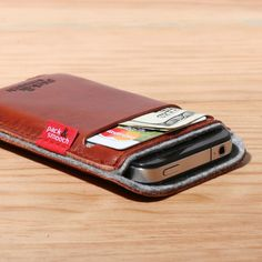 wallet and handy case