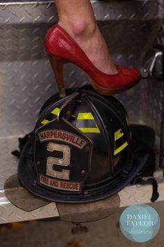 helmet shot, boudoir firefighter, firefighter boudoir photos, boudoir idea, pictur idea, fireman boudoir, fire boudoir photos, red shoe