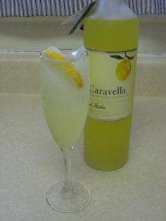 Limoncello Cocktail