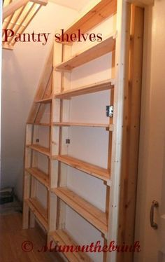 One corner at a time: Understairs cupboard - Mum on the brink