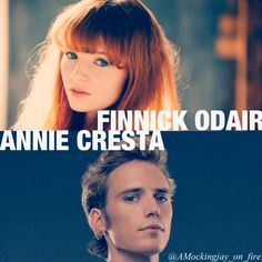 finnick odair and anni...