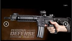 Preview: #SigSauer P516 | #GunReview Ultra-accurate 5.56mm megapistol ...