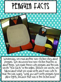 Lots of fun penguin activities