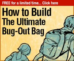How to build the ultimate bug out bag!