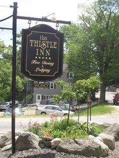 The Thistle Inn, Boothbay Harbor, Maine  http://www.thethistleinn.com