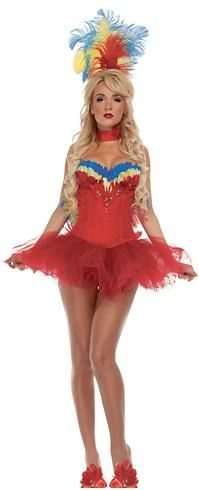 princess costumes, macaw parrot, halloween costumes, parrots, halloween sexi, bird feather, delux macaw, annual halloween, parrot costume