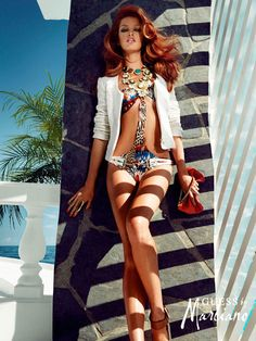 M IN LOVE! Guess by Marciano Spring Summer 2012