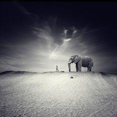 """""""el gran viaje"""" by LuisBeltrán, via Flickr"""