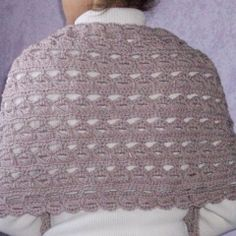 Broomstick Lace on Pinterest